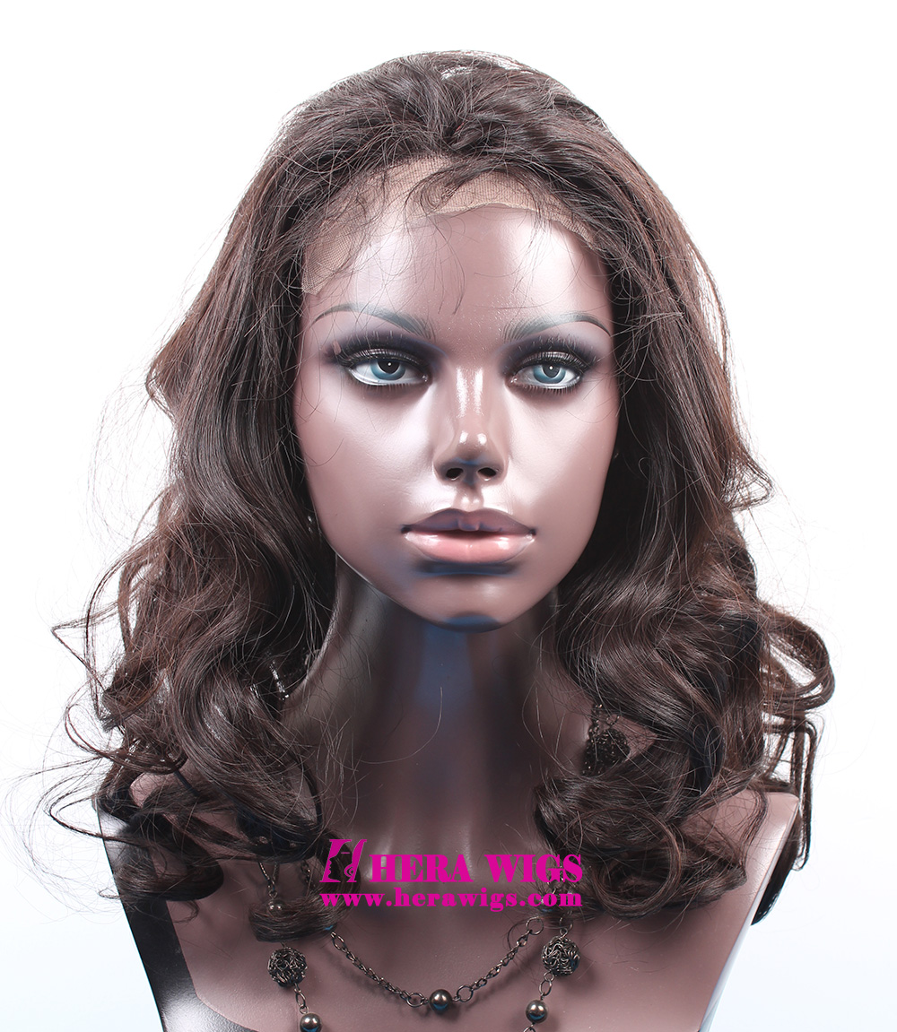Hera top quality European cuticle hair full lace wigs