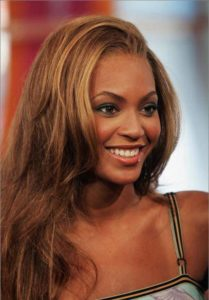 Beyonce Wearing Full Lace Wigs