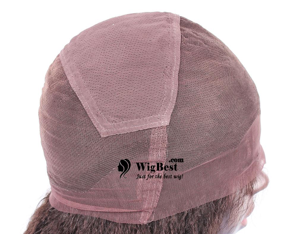 Classic Full Lace Wigs Cap Design from WigBest.com Store