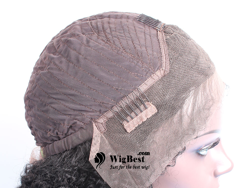 how to make a lace front wig cap