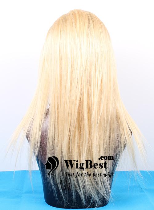 Best Blonde 613 Virgin Remy Human Hair Full Lace Wigs For Women